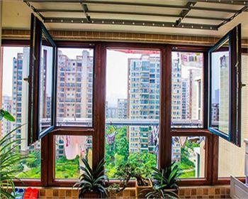 给大家总结几种常见内蒙古门窗的优缺点!